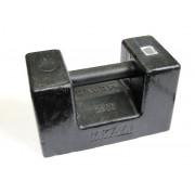 Гиря чугунная калибровочная 50 кг, М1