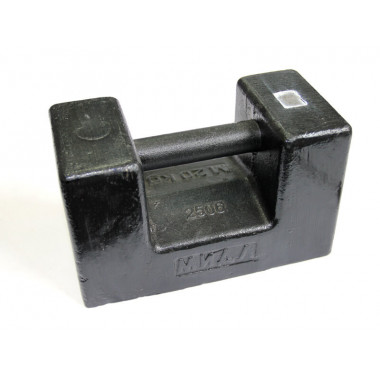 Гиря чугунная калибровочная 20 кг, М1