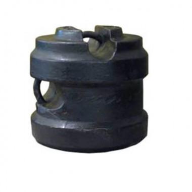 Гиря чугунная калибровочная 500 кг, М1
