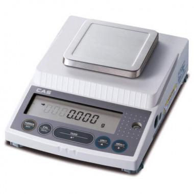 ВЕСЫ ЛАБОРАТОРНЫЕ CAS CBL, 3,2 кг, (d=0,01г)