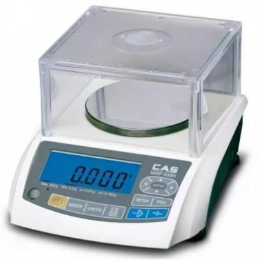 ВЕСЫ ЛАБОРАТОРНЫЕ CAS MWP, 600 г, (d=0,02г)