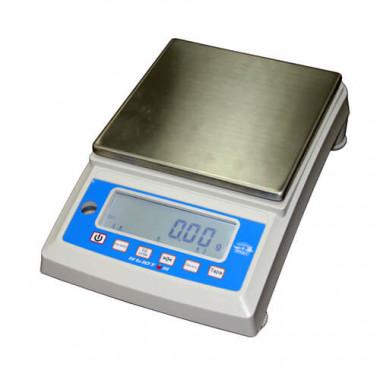 ВЕСЫ ЛАБОРАТОРНЫЕ НЬЮТОН-1, 2 кг, (d=0,01г)