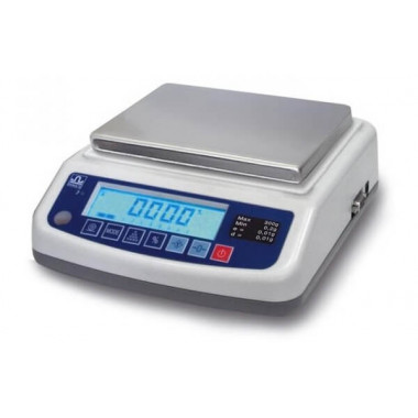 ВЕСЫ ЛАБОРАТОРНЫЕ ВК, 1,5 кг, (d=0,02г)