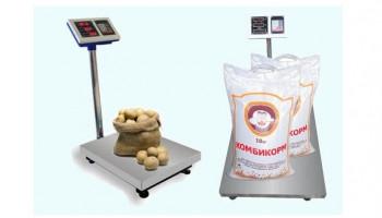 Как выбрать напольные товарные весы?
